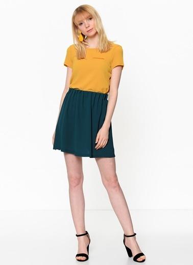 Mini Etek-Vero Moda